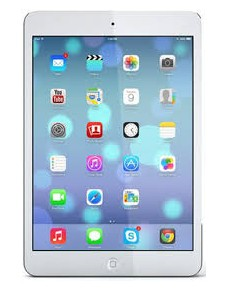 iPad mini with Retina display Wi-Fi 16GB Silver